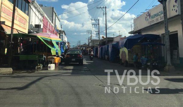 Ambulantes de Tuxtepec acatarán medidas y proponen reducir horarios por Covid