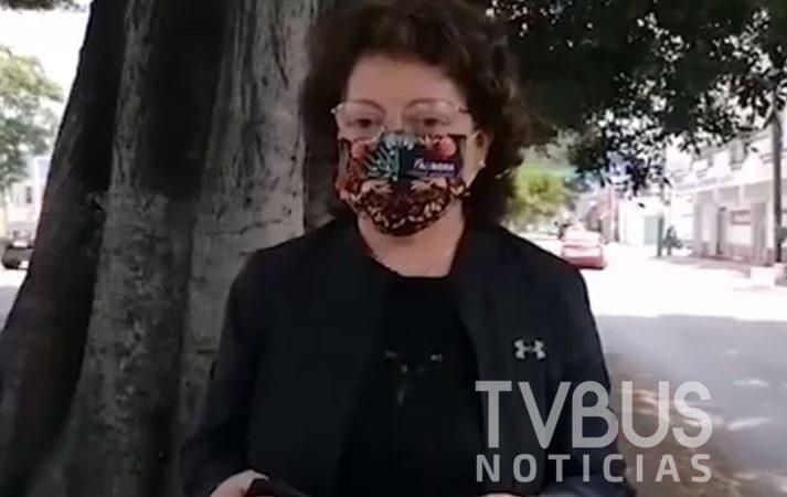 ¿Es genuina la protesta de la Diputada y empresaria transportista Aurora López Acevedo?