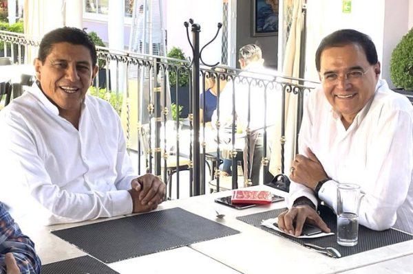 ¿Qué hay detrás de la reunión entre Salomón Jara y Benjamín Robles?
