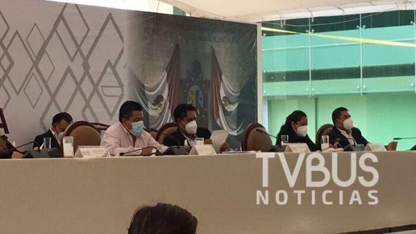 Diputados y Secretario de Finanzas, se enfrascan en discusión durante comparecencia