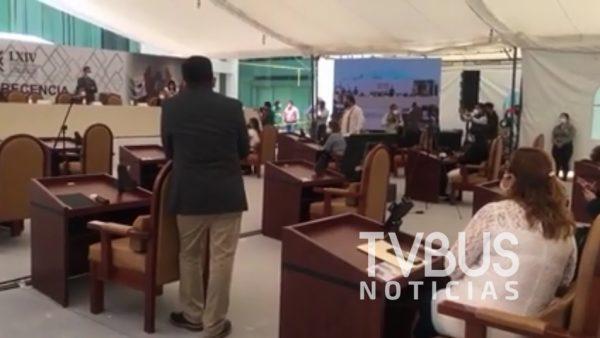 Diputados no asisten a comparecencias y son suspendidas