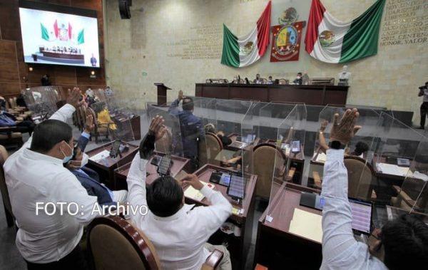 Crecen contagios de Covid en Congreso de Oaxaca, en una semana suman 4