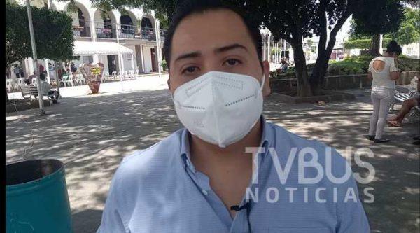 Prevén caída hasta de un 50% de ventas en el mes de agosto en Tuxtepec, debido a la tercer ola de covid