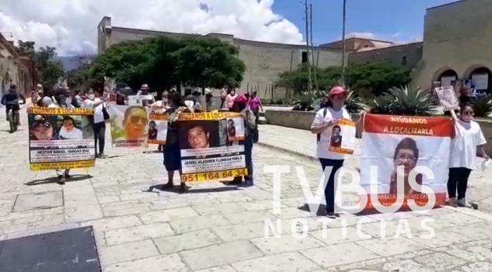 Desesperación de familiares desaparecidos por omisión de autoridades; suman más de 3 mil desapariciones en 4 años en Oaxaca