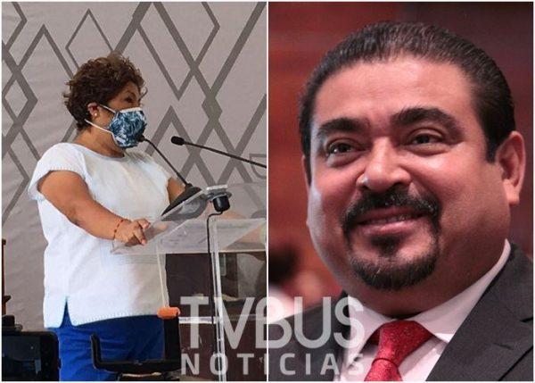 Revienta diputada del PRI contra su bancada, Avilés no es mi coordinador afirma