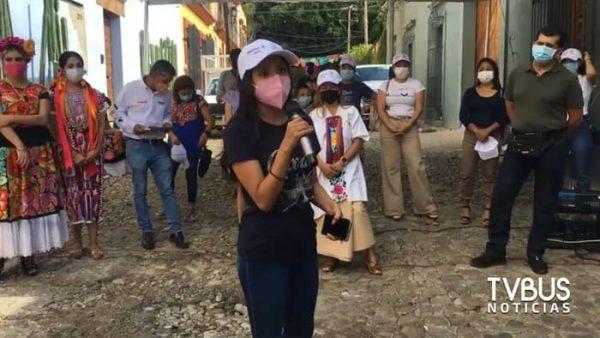 Mujeres son más vulnerables a violencia de género que a un Cáncer de Mama o cervicouterino: Embajadora de la Paz