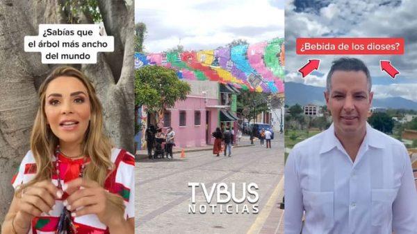 ¿Mintió Oswaldo García Jarquín sobre filmación en la capital? Parece que si