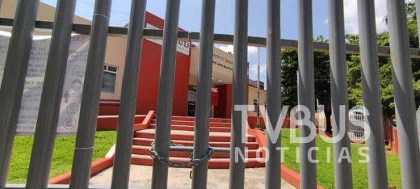 Instalan paro de 48 horas en Hospital de Tuxtepec y centros médicos de la región, para exigir pagos pendientes