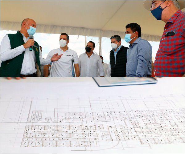 Proyecto del nuevo Hospital de Tuxtepec arranca con compra de terreno por 20 mdp; aún sin fecha para iniciar obra