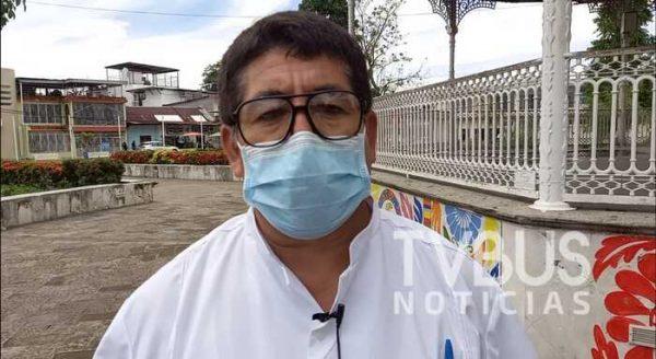 Por tercer ola de covid en Tuxtepec, padres deben ser más responsables y evitar salidas de hijos a antros: Jefatura de Salud