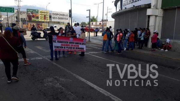 OBPEO denuncia falta de respuesta del Gobierno a sus demandas, advierten movilizaciones