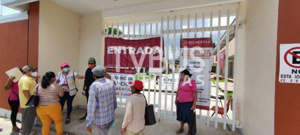 Inicia registro para pensiones de adultos mayores en Tuxtepec