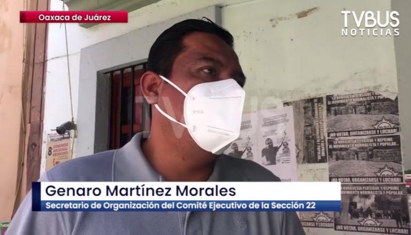 Regreso a clases en Oaxaca no será por decreto advierte Sección 22