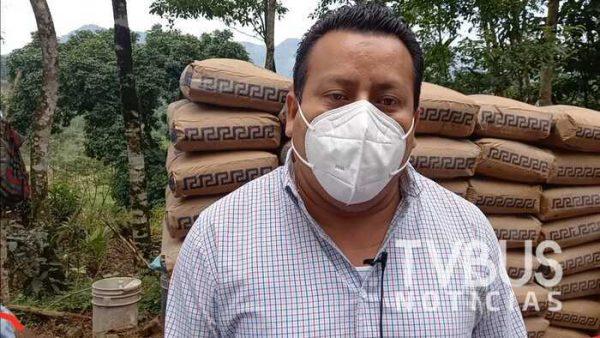 Basurero municipal y muro de contención en río Santo Domingo, será prioridad en la administración de Juan de Dios Jacinto en Usila