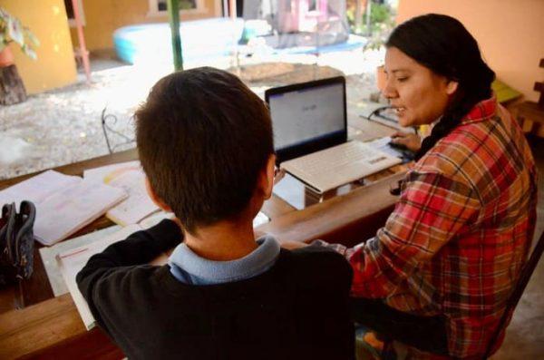 Fortalece IEEPO cultura de la paz en estudiantes de educación básica