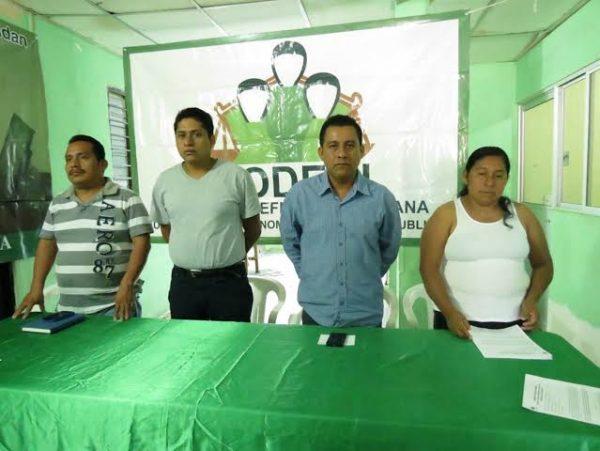 Amenaza CODECI con sitiar Tuxtepec, a 11 años de la muerte de Catarino Torres
