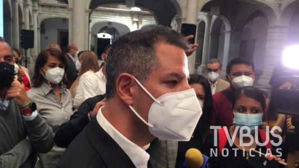 Renovación de gubernatura debe ser una fiesta democrática: Alejandro Murat