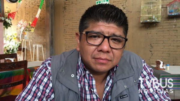 Candidatura de MORENA para elección extraordinaria de Xoxo lo decidirá la Comisión Nacional de Elecciones: César Aquino