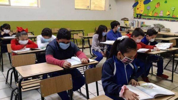 En 12 escuelas de la S-59 en la Cuenca, sí habrá clases presenciales