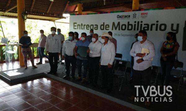 En la Cuenca, alrededor de 70 escuelas regresan a clases presenciales: IEEPO