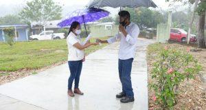 Recomienda IEEPO resguardar integridad de alumnado por lluvias, Norte y Frente Frío