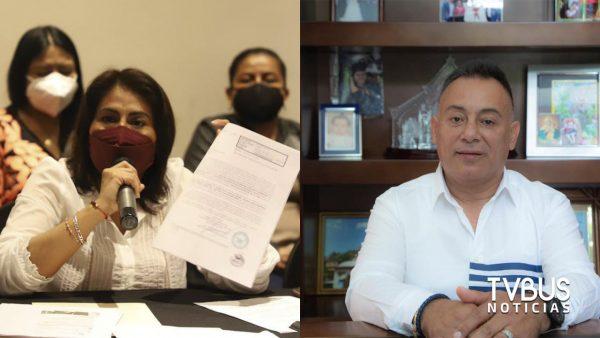 Tania López reprueba decisión del TEPJF de anular elección en Xoxo, Chente Castellanos la celebra