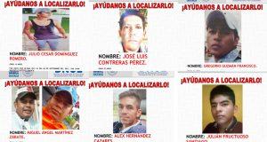 Suman 5 desaparecidos en Septiembre en Tuxtepec, según reportes de la DNOL