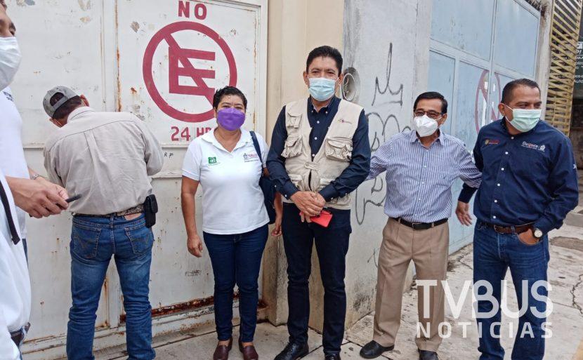 Tras más de un mes cerrada, abren oficinas de la Jurisdicción Sanitaria en Tuxtepec