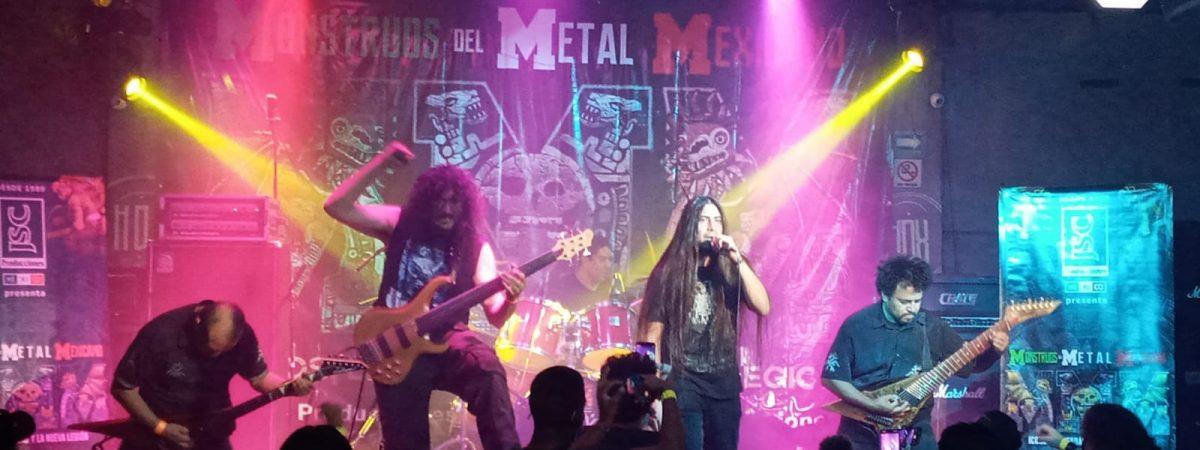 """La Banda """"Rigth Nothing"""" se presenta en la novena edición del festival Monstros del Metal"""