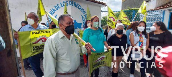 Mujeres acusan a Uriel Díaz Caballero de machista y de cometer violencia de género