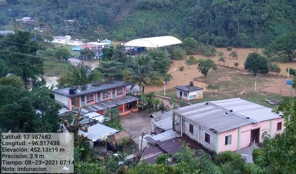 Solicita Segego declaratoria de emergencia para 46 municipios en Oaxaca