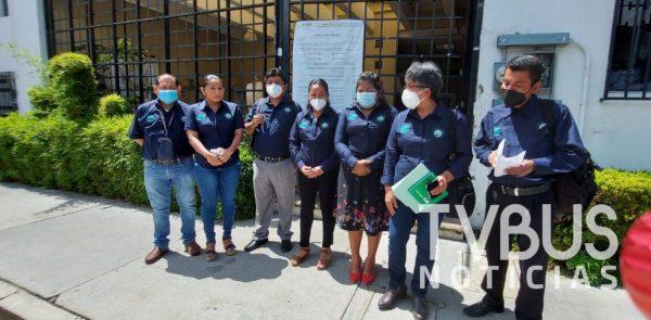 Tras 8 años de lucha, reinstalan a docentes del CONALEP plantel Puerto Escondido