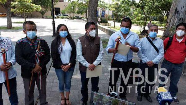 Autoridades de la Mixteca crean la UNAPO, pretenden acabar con rezago social