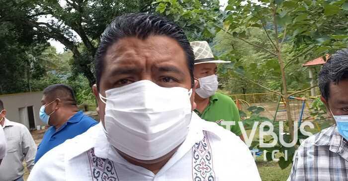 Conflicto en comunidad de Usila no afecta construcción de nuevo camino a Valle Nacional, aseguró diputado Ángel Domínguez