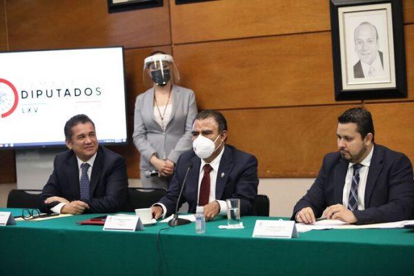 Bancada de MORENA elige a Armando Contreras para integrar Comité de Administración de la Cámara de Diputados Federal