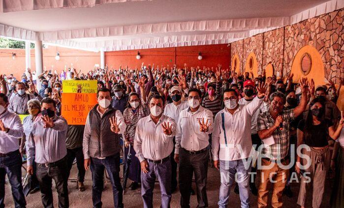 Revocación de mandato fijará precedente en democracia del país: Armando Contreras Castillo