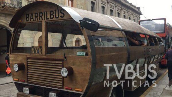 """El Andador Travel & Tour´s lanza el autobús temático """"Barrilbus"""""""