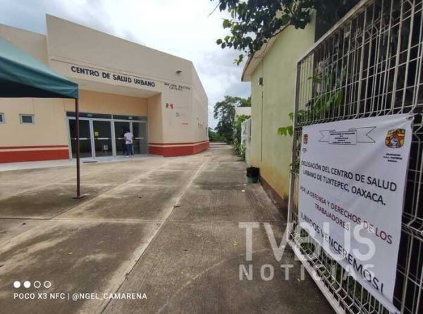 Regresan a labores en Centro de Salud de Loma Alta; trabajarán bajo protesta luego de 30 días de paro