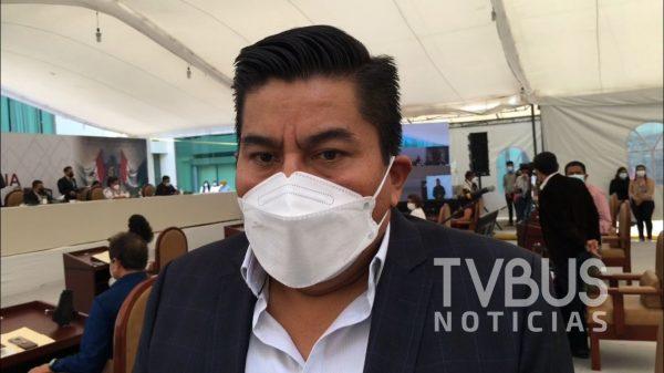 Responsabiliza Diputado César Morales Niño a Gobierno del Estado de asalto a su oficina