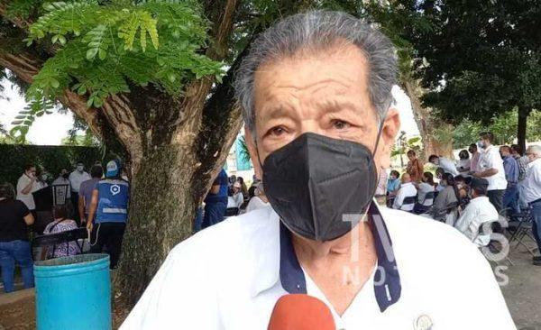 Con propuestas ciudadanas y vehículo al cuerpo de bomberos, busca Club Rotario Tuxtepec celebrar su aniversario 93
