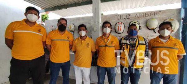 Por falta de recursos, Cruz Ámbar trabajará con solo una ambulancia en Tuxtepec