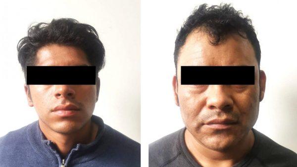 Tras operativo en Santa Lucía del Camino, logramos aprehender a dos delincuentes probablemente implicados en robos a tiendas OXXO