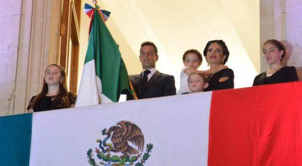 Por segundo año consecutivo, el Grito de Independencia en Oaxcaa será sin público en el Zócalo