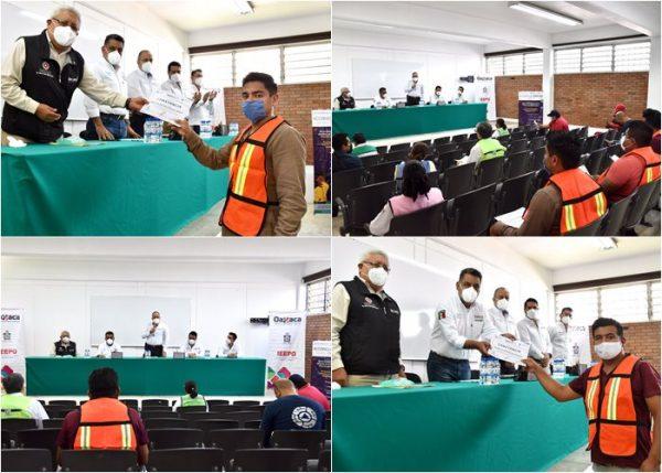 Realiza IEEPO Semana Cultural de Protección Civil