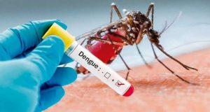 Baja el dengue en la Cuenca, reporta Jurisdicción Sanitaria aproximadamente 10 casos