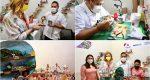 Artesanas y artesanos oaxaqueños nunca dejarán de sorprender a México y el mundo entero: IMM