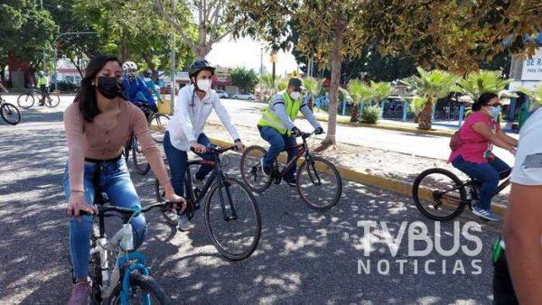 A pesar de baches y accidentes, Oaxaca es seguro para ciclistas afirma titular de SEMOVI