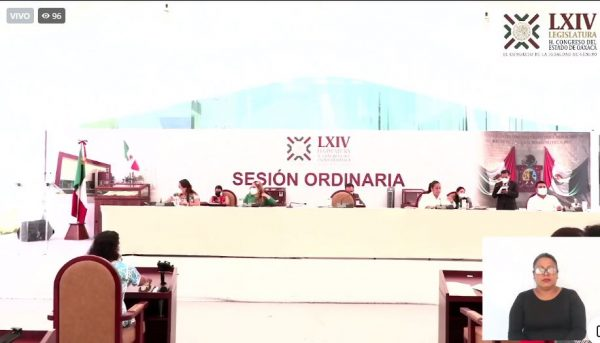 Sigue EN VIVO la sesión del Congreso de Oaxaca por TVBUS