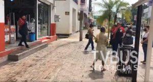 Pasa desapercibido mega simulacro sísmico del 19 de septiembre en Tuxtepec