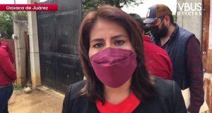 Afirma Tania López estar lista para elección extraordinaria en Xoxocotlán